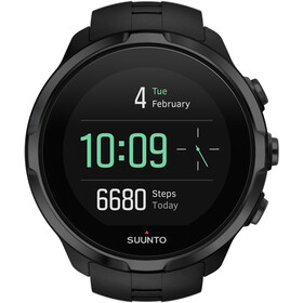 Suunto Spartan Sport HR GPS Multisport Kello, all black